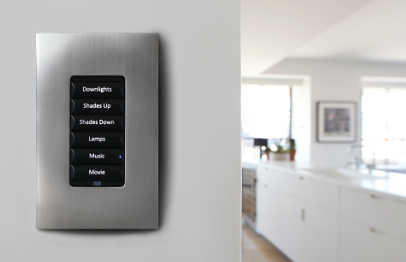 Control4 Smart Lighting System