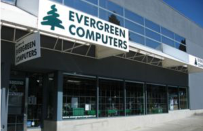 Evergreen Computers North Vancouver