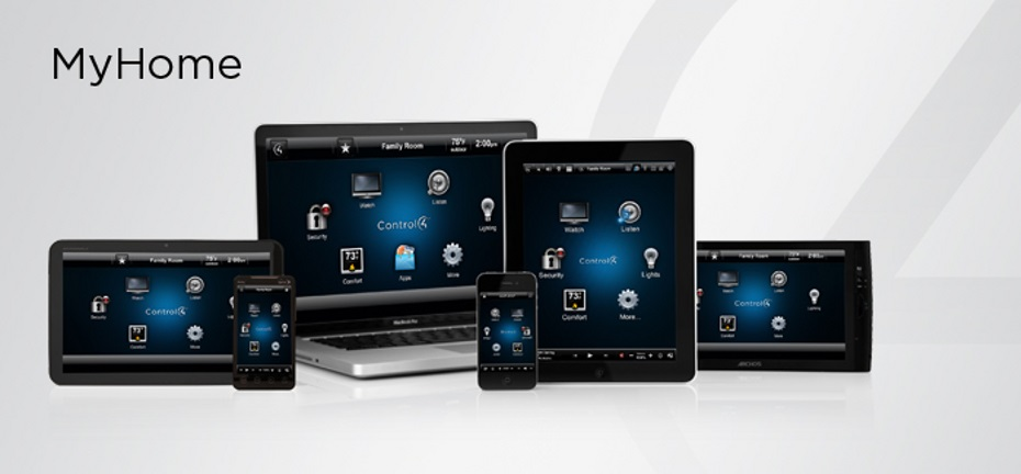 Mobile Home Control Smart Phone Home Automation Smart