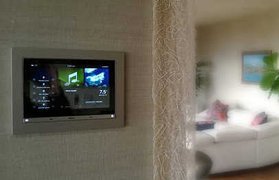Vantage Controls unified luxury control interface
