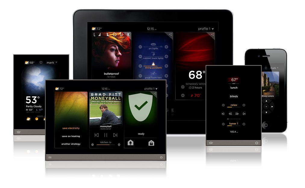 Smart Home, Home Automation, Home Control